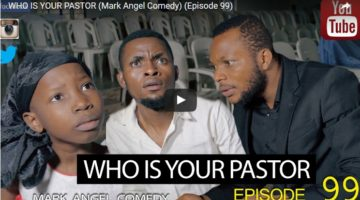 who is your pastor - mark angel comedy