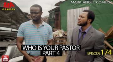 who is your pastor